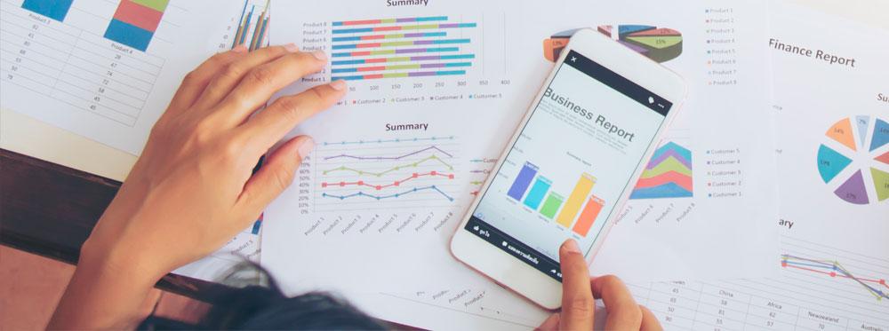 Trabajao constante y continuo en estrategia de marketing digital
