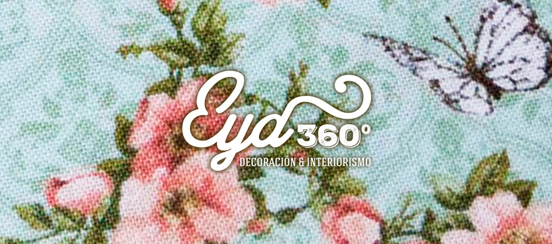 Detalle del diseño web de Eyd360