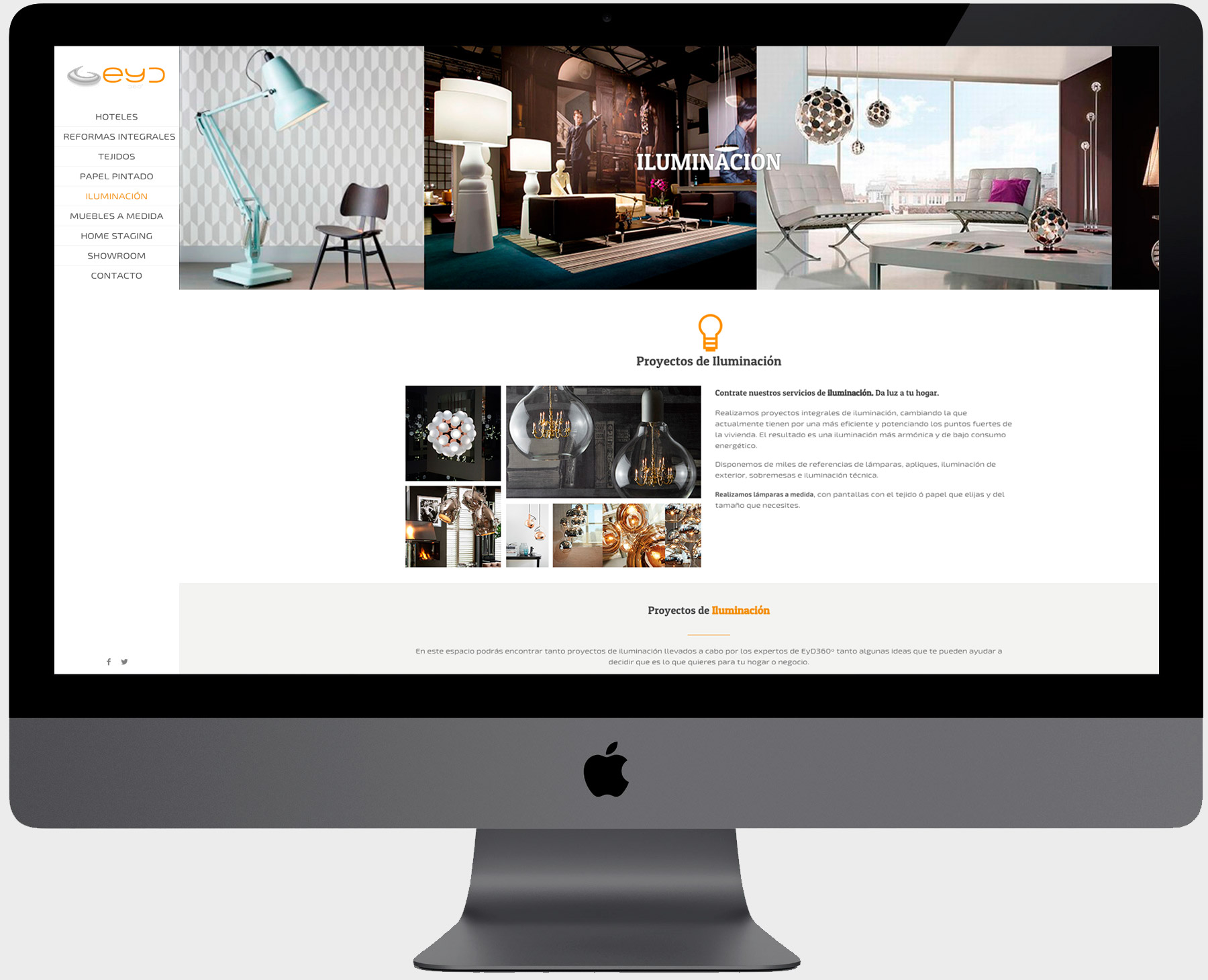 Diseño de página web responsive